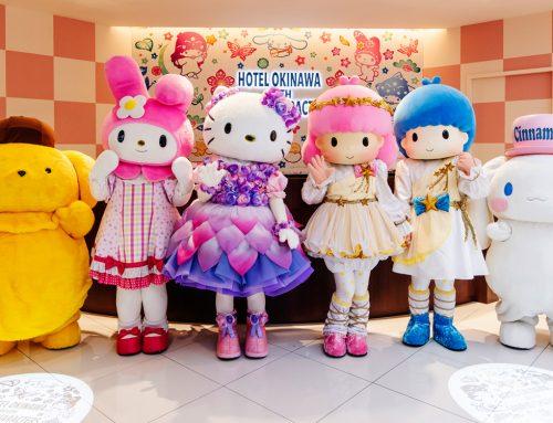 Hotel Sanrio Okinawa Grand Opening